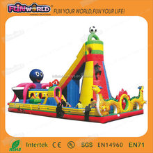 Worldwide Hot Selling giant inflatable bounce house