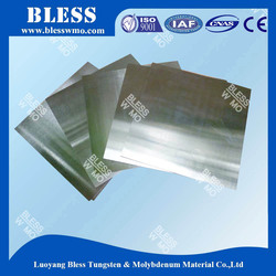 Top- Grade Custom 99.95% Mirror Surface Molybdenum sheet