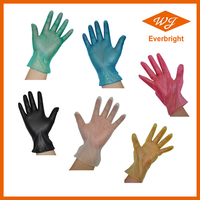 Medical consumables Cheap AQL1.5 FDA Vinyl medical gloves, Vinyl gloves medical, disposable medical gloves