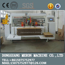 Meron Semi-auto stitching Machine book stitcher machine