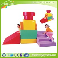 Children soft play sets / soft play gym equipment for sale