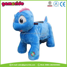 AT0601 animal walking ride horse on a stick inflatable gecko