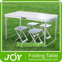 Used Folding MDF Tables Chairs