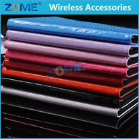 high quality new arrival durable goods fancy diary smart leather tablets cases cover for ipad 4