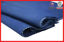 Slub Style Cotton Polyester Lycra Twill Fabric