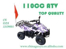 110cc children sports atv