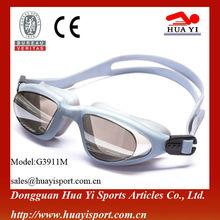 Food silicone for European swim goggles