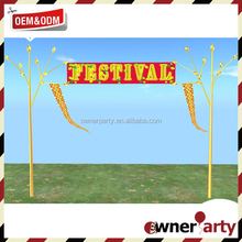 Hot Sale Personalized Festival Customized Banners