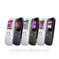 1.8 pulgadas desbloqueado gsm gprs de banda cuádruple doble tarjeta sim de doble modo de espera teléfono móvil d201