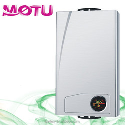 6~20L Perfection Superior Quality Tankless Forced Exhaust Gas Water Heater with Low Water Pressure