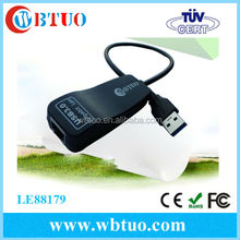 New designed and promotional RJ45 Ethernet lan wired network card Wholesale USB 3.0 network adapter