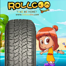 Factory supply TOP quality SUV tire solid rubber tires for cars