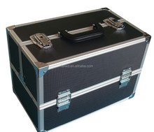 XWD-TL051 Aluminium carrying tool case with plates &compartments