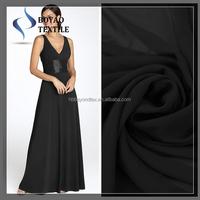 100% polyester microfiber fabric for abaya cloth