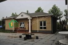 Light steel villa luxury portable cheap prefab wooden houses for sale