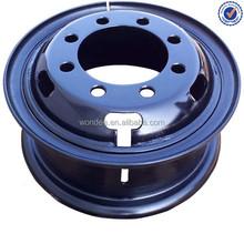 7.50v-20 Truck Rim China Steel 20 Inch Wheel