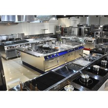 Grill Equipment For Restaurant In Project(CE)