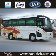 Popular in South America Dongfeng 7.9M Luxury Travel Bus