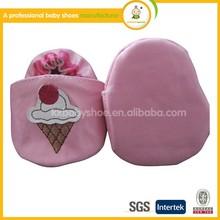 kinghoo sapatos de sola macia de bebê de couro mocassins