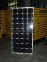 Technical skill 100w monocrystytalline photovoltaic solar panel