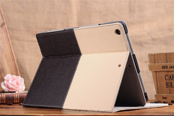 2015 NEW Products For iPad 5 Stand Leather Flip Case Cover Skin With Card Slots