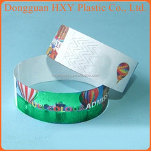 Event Party Supplies cheap paper wristbands for events