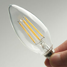 POSCN Candelabra LED Filament Light Bulb E14/E12 Warm DP3001-0006