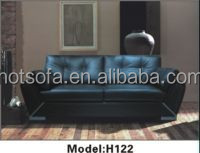 Hot divan meuble, modern cheap black sofa furnture