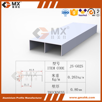 l shape aluminum profile