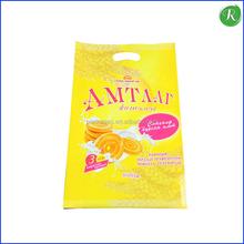 Plástico de la categoría alimenticia granola chips packaging bolsas