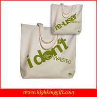 European Cotton Printed Shopping Bags