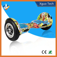 Hot sale Adult Children moon walker smart 10 inch 2 wheel self balancing electric scooter