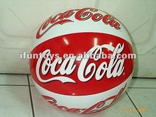 Coca inflatable air balloon
