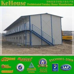 high quality low cost sandwich panel export prefab house for accommdation