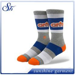 high quality plus size soccer sport compression elite stance socks
