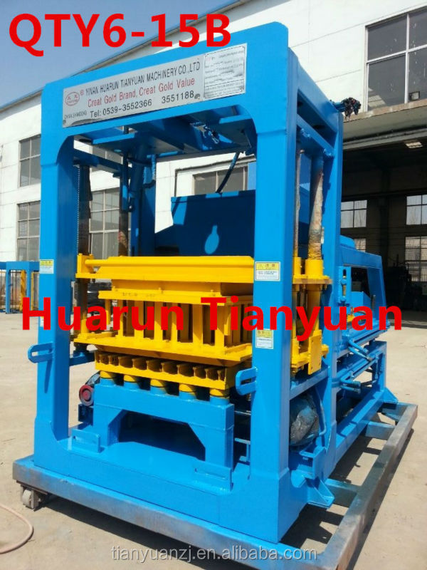 Concrete Extrusion Machine : Qt concrete extrusion machine high quality block