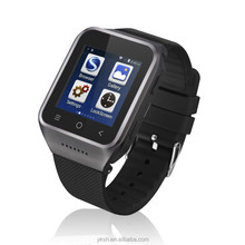 smart watch mobile phone wristband, high end sports watches built in 3.7v lithium polymer battery