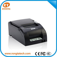 76mm Easy Paper Loading Portable Dot Matrix Printer with Auto cutter and Double color