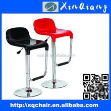 Modern swivel ABS plastic bar chair ( XQ-861)