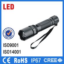IP67 tactical led flashlight led flashlights small sun led flashlight