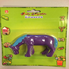 3D Animals Shaped Rubber Magic Erasers