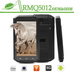 MTK6582 quad core rugged phone waterproof rugged smartphone