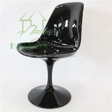 2015 Hot Sale Tulip Armless Chair, fiberglasss office chair, dining chair