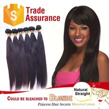 Can Be Dyeable and Bleachable Brazilian Straight Human Hair Company