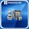 stainless steel flange horizontal rod bellows corrugated compensator