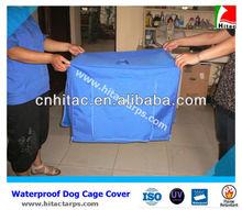 Custom Waterproof Pet Dog Cage Cover