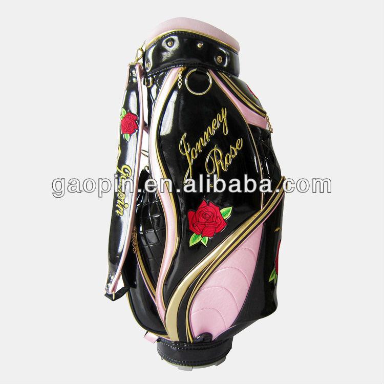 qd-85402 자신의 골프 가방 fashional 디자인