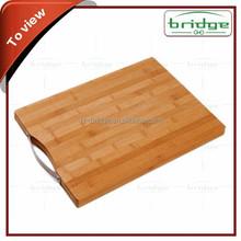 Bamboo Cutting Board - Bar Sized