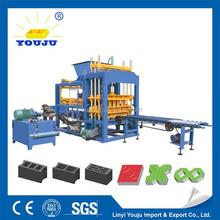 production line QT5-15 new fly ash brick machine price