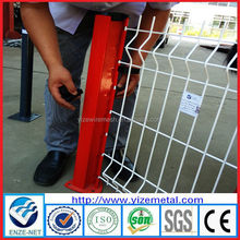 Alibaba China Hot Sale PVC Coated V Pressed Fence,Wire Mesh FenceFor Sale , Fence ( Factory Manufacturer )